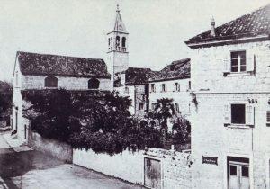 Samostan Gospe od Zdravlja - 1932. godine